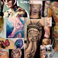 Tattoos,  1Zumba!