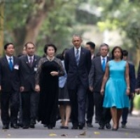 1Zumba, Vietnam + US  Arms!