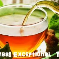 1Zumba!  Exceptional  Tea?!