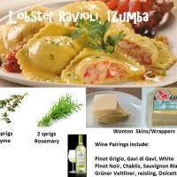 Lobster  Ravioli,  1Zumba ♥