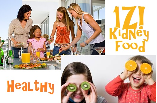 1Z-Kidney Healthy Food