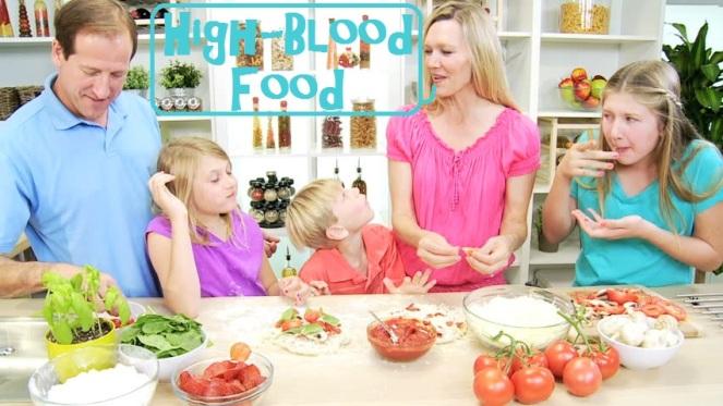 H-Blood Pressure Food