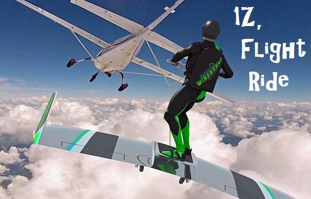 1Z-FlightRide