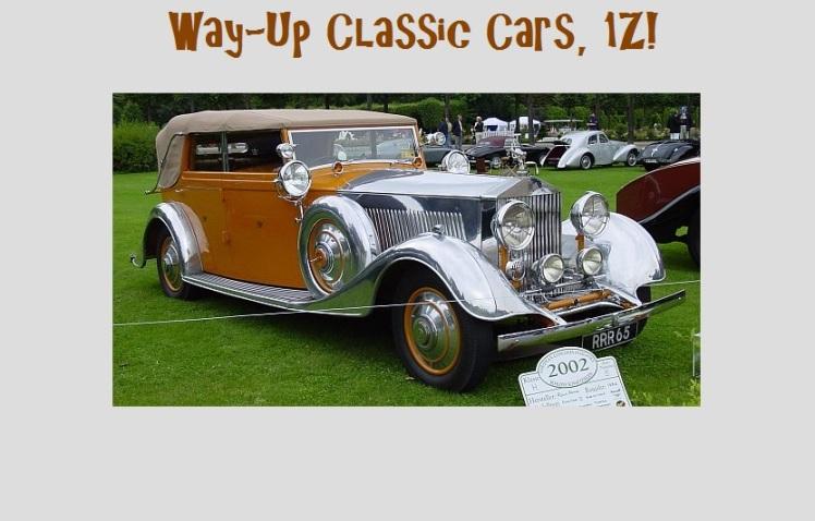 WayUpClassicCars
