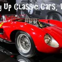 Way  Up  Classic  Cars,  1Z!