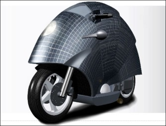 Image result for latest solar motorcycle