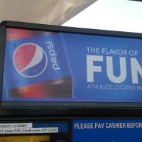 Pepsi- The Flavor of Fun!