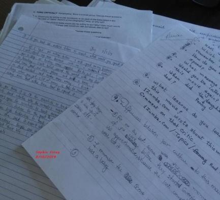 Attorneys' Homework