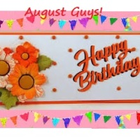 Happy Birthday August!
