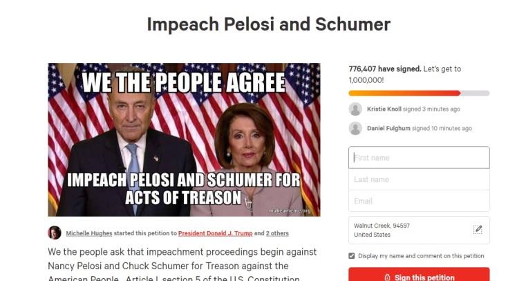 Impeach Prison